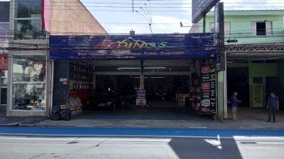 ANDINO'S – Centro Automotivo, Som e Acessórios