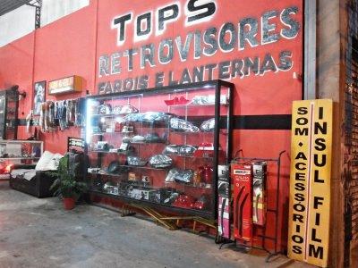 TOPS RETROVISORES – Venda e Conserto de Peças Automotivas