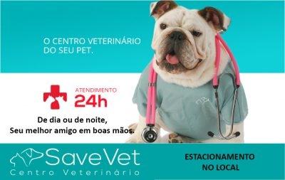 SAVE VET - Centro Veterinário 24h