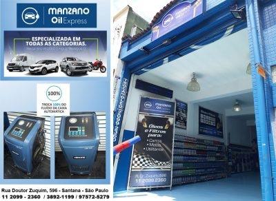 MANZANO - CENTRO AUTOMOTIVO