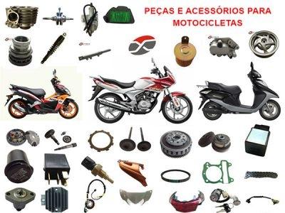 Peças e Acessórios para Motocicletas e Motoqueiros